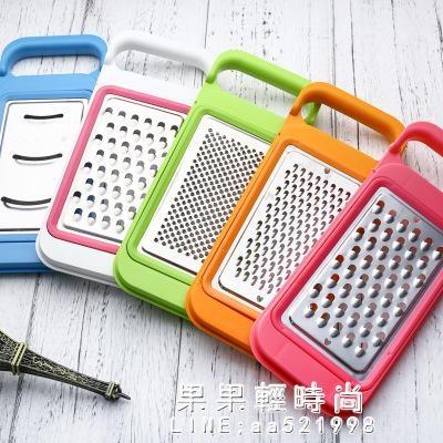 不銹鋼多功能切菜器組合刨蔬瓜刨絲器食物研磨器切片器廚房小工具【果果精品】
