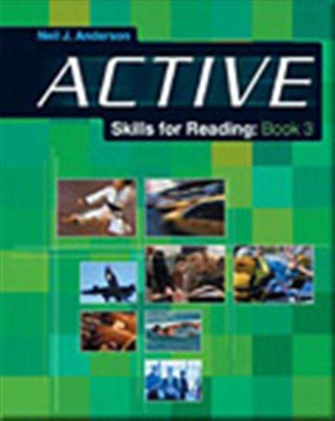 (二手書)ACTIVE Skills for Reading Book(3)