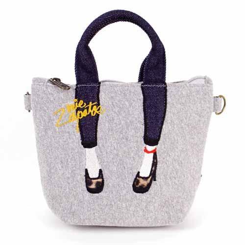 美腿包 手機包 mis zapatos~可愛高跟鞋MINI迷你小包包