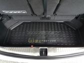 HONDA本田奧德賽【Odyssey行李廂防水托盤】15-20年專用尾廂墊 3D防水墊 後車置物箱保護墊 車廂立體