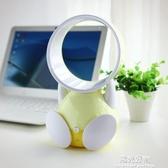 無葉風扇新款靜音學生宿舍家用迷你小電風扇卡通創意USB台式落地 220V NMS陽光好物