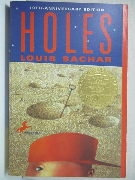 【書寶二手書T7/原文小說_B5M】Holes_精平裝: 平裝本