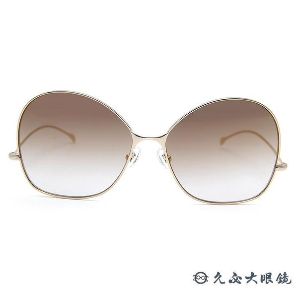 SPEKTRE 太陽眼鏡 SEE YOU SOON (金) 金屬圓框 墨鏡 久必大眼鏡