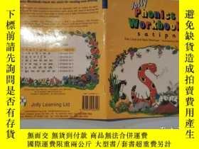 二手書博民逛書店jolly罕見phonics workbook 1Y200392