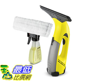 [107美國直購] 清潔工具組 Karcher WV 50 Plus Window Vac, Streak-Free Shine B00LIVCCNI