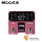 Mooer TO-PRO 八度音效果器【Tender Octaver Pro】【原廠公司貨/一年保固】