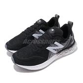 【六折特賣】New Balance 慢跑鞋 Fresh Foam X Tempo Wide 寬楦頭 黑 白 女鞋 緩震跑鞋 運動鞋 【ACS】 WTMPOBKD