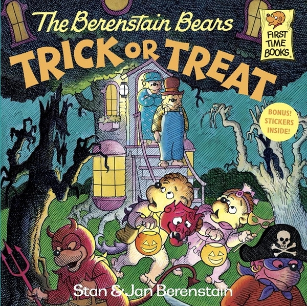 The Berenstain Bears - Trick or Treat (英文版)