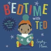 【睡前準備】BEDTIME WITH TED /硬頁翻翻書《主題:床邊故事.想像》