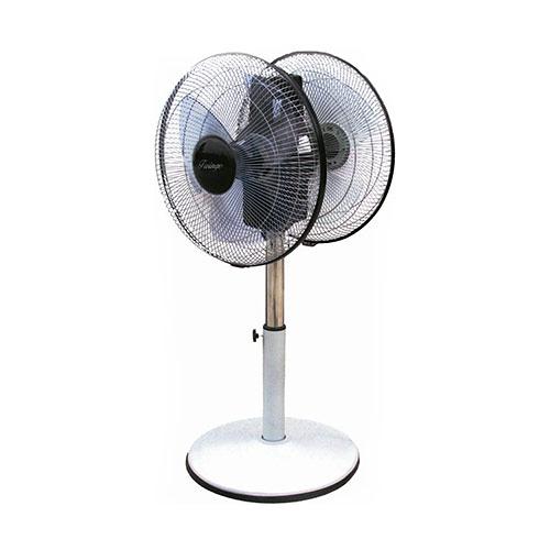 【TWINGO雙生】14吋節能風球機雙面扇