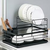 瀝水碗架放碗柜餐具碗碟收納架廚房置物架家用【奇妙商鋪】