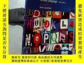 二手書博民逛書店ENGLISH罕見AS A SECOND LANGUAGE THIRD EDITION COURSEBOOK 1