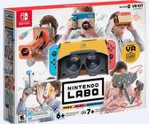 預購2019/4/12 (中文版) NS 任天堂實驗室 LABO Toy-Con 04  VR Full Set套裝