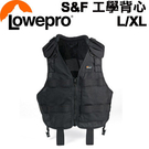 LOWEPRO 羅普 S&F™ Technical Vest 工學背心 L/XL (立福公司貨)
