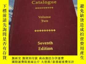 二手書博民逛書店American罕見Air Mail Catalogue(美國航