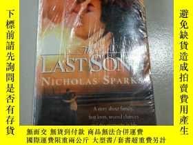 二手書博民逛書店THE罕見LAST SONG(最後的歌)Y212829