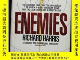 二手書博民逛書店Enemies罕見英文原版口袋書Y109818 Richard