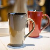 陶瓷杯大容量家用水杯復古創意個性馬克杯歐式喝水時尚茶杯子 桃園百貨