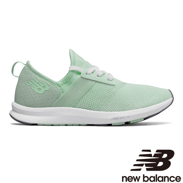 網路限定-【New Balance】女性多功能訓練鞋 WXNRGSF-D 女性 湖水綠
