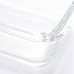 多用途耐熱玻璃保鮮盒 500ml