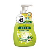 茶樹莊園-茶樹抗菌洗手慕斯500g