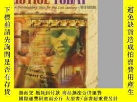 二手書博民逛書店Criminal罕見Justice Today: An Introductory Text For The 21s