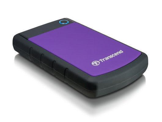 Transcend 創見 TS1TSJ25H3P 1TB 2.5吋 StoreJet 25H3P 三年保固 【刷卡含稅價】