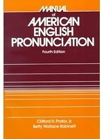 二手書博民逛書店《Manual of American English Pron