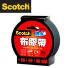 3M 2036S Scotch強力防水布膠帶36 mm x15y(銀色) / 個