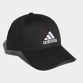 【三月NEW】adidas 黑白 LOGO 遮陽帽 老帽 可調式 休閒 運動 男女款 FK0891
