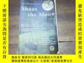 二手書博民逛書店Shoot罕見the MoonY271632 Billie Le