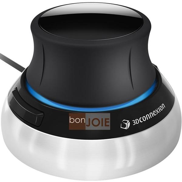 ::bonJOIE:: 美國進口 新款 3Dconnexion 3DX-700059 有線 3D移動控制器 SpaceMouse 3D Mouse CAD 繪圖 Navigation
