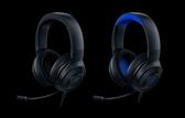 雷蛇Razer Kraken X 北海巨妖 黑/藍 電競耳機麥克風