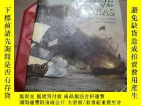 二手書博民逛書店SCOURGE罕見of the SEAS(精裝)Y17340 A
