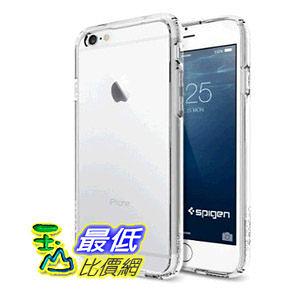 [美國直購] 鑽石透明Spigen iPhone 6 Case,  [AIR CUSHION] (4.7) Case Bumper iphone6邊框 手機保護殼 -Crystal Clear