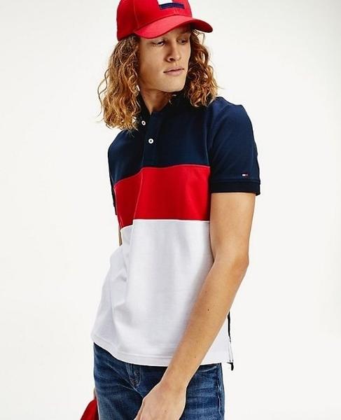美國代購 Tommy Hilfiger 短袖POLO衫 (XS~XL) ㊣