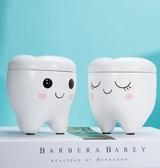 創意兒童乳牙盒可愛牙齒收納盒寶寶胎毛收藏盒男孩女孩牙齒保存盒 童趣屋