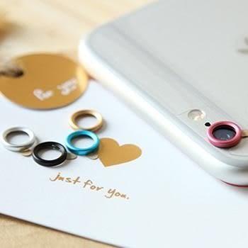 蘋果iphone6 Plus攝像頭保護圈i6手機鏡頭金屬圈 i6攝像頭保護套 Muime 沐冪