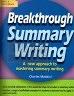 二手書R2YB《Breakthrough Summary Writing》200