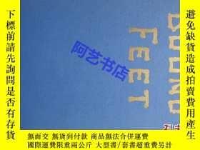 二手書博民逛書店1938年英文版罕見BOUND FEET 《中國纏足》 ,20多頁圖片,中國現狀,風俗,X光透視
