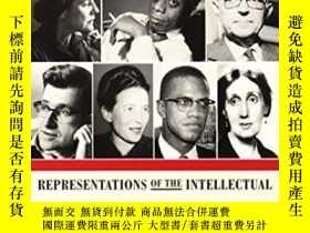 二手書博民逛書店Representations罕見Of The IntellectualY256260 Edward W. S