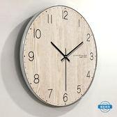 掛鐘家用現代簡約鐘錶客廳掛鐘創意臥室北歐美式時鐘掛錶靜音個性裝飾wy