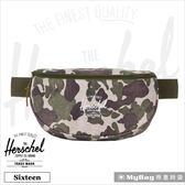 Herschel 腰包 迷彩 單肩側背包 Sixteen-1858 MyBag得意時袋