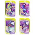 《 Polly Pocket 》口袋波莉中型情景百寶盒系列(隨機出貨) / JOYBUS玩具百貨