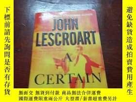 二手書博民逛書店A罕見CERTAIN JUSTICEY20470 JOHN LESCROART SIGNET 出版1995