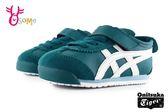 Asics Onitsuka Tiger MEXICO 66 TS 小童 寶寶運動鞋 慢跑鞋 A9130#綠色◆OSOME奧森鞋業