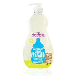 【佳兒園婦幼館】美國dapple 無香精奶瓶及餐具清潔液-500ml