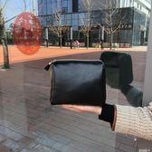 韓國簡約化妝包包大容量pu皮質大碼便攜歐美個性旅行收納包洗漱包 魔方數碼館