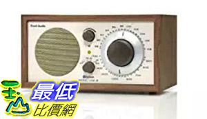 [106 美國直購] Tivoli Audio M1BTCLA AM/FM Radio (Walnut/Beige) 桌上型 收音機 喇叭