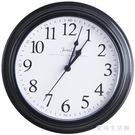 掛鐘 客廳圓形創意時鐘掛表簡約現代家庭靜音電子石英鐘鐘表 DN17184『愛尚生活館』TW
